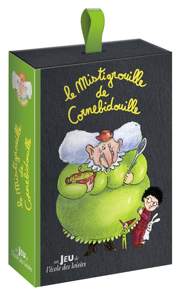 MISTIGROUILLE DE CORNEBIDOUILL BONNIOL MAGALI / BER EDL