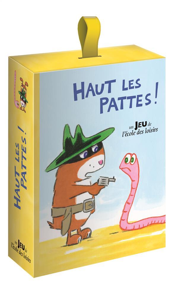 HAUT LES PATTES! LE JEU