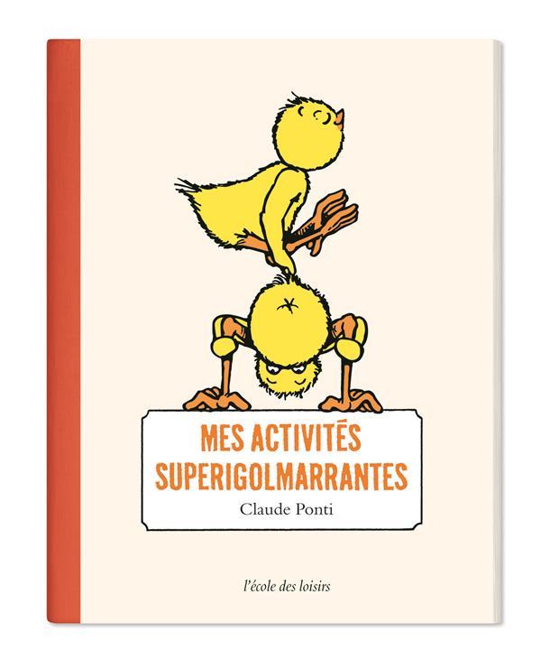 MES ACTIVITES SUPERIGOLMARRANTES