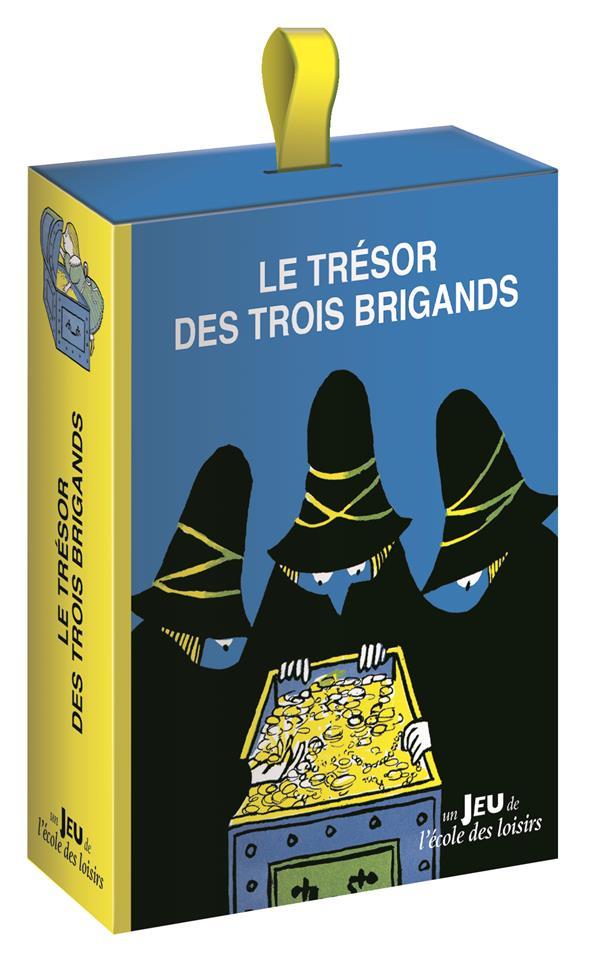 LE TRESOR DES TROIS BRIGANDS UNGERER TOMI NC