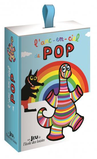 L'ARC EN CIEL DE POP BISINSKI/KIRZBAUM NC