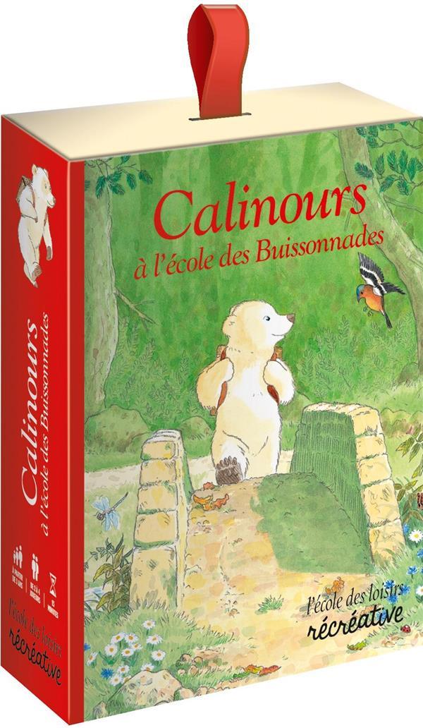 CALINOURS A L'ECOLE DES BUISSONADES : LE JEU