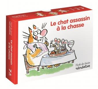 LE CHAT ASSASSIN A LA CHASSE FINE/DEISS NC