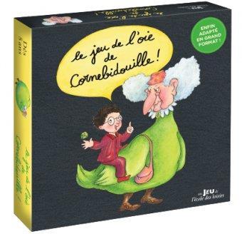 LE GRAND JEU DE L'OIE DE CORNEBIDOUILLE ! BERTRAND/BONNIOL NC