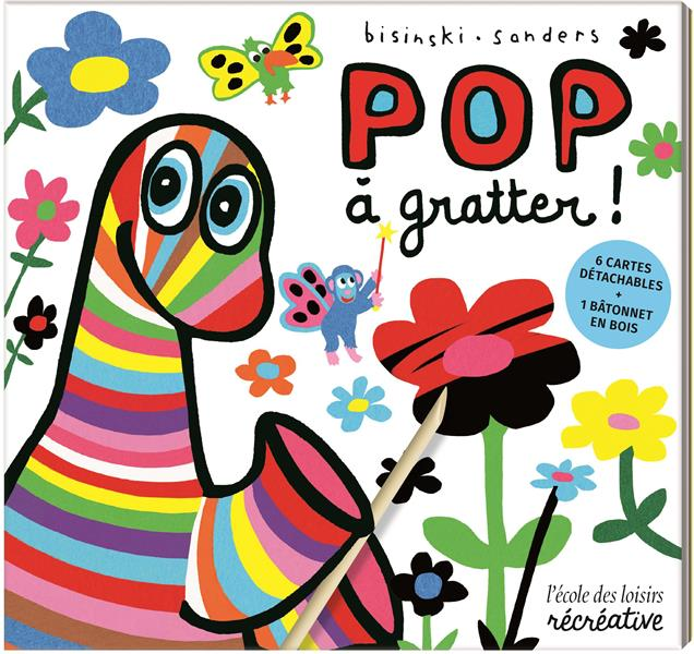 POP A GRATTER BISINSKI/SANDERS NC