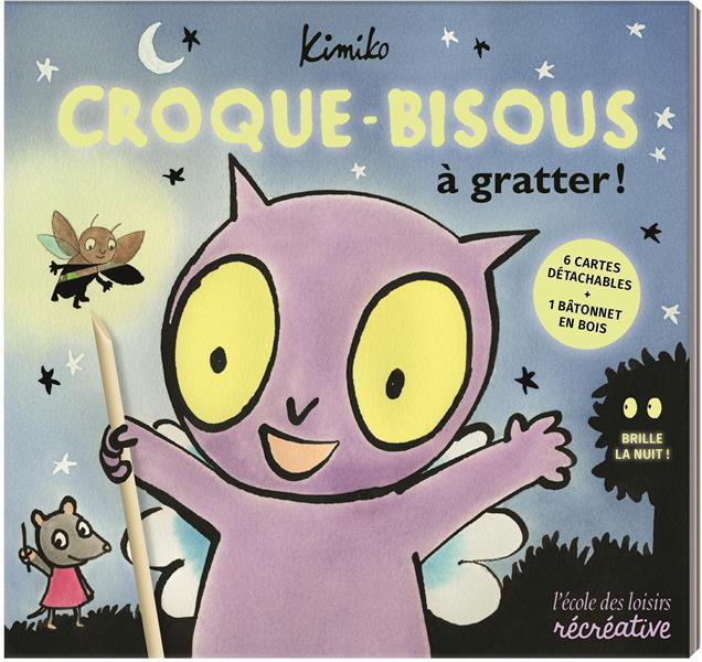 CROQUE-BISOUS A GRATTER