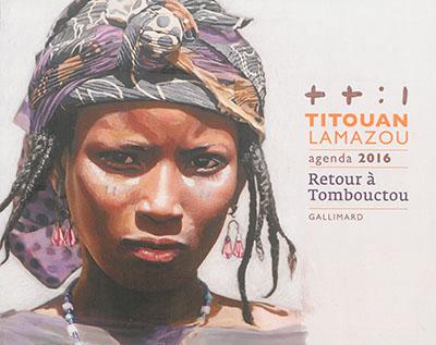 Titouan Lamazou, agenda 2016