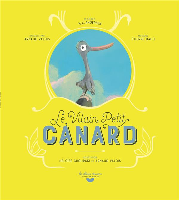 LE VILAIN PETIT CANARD VERSION COLLECTOR VINYLE