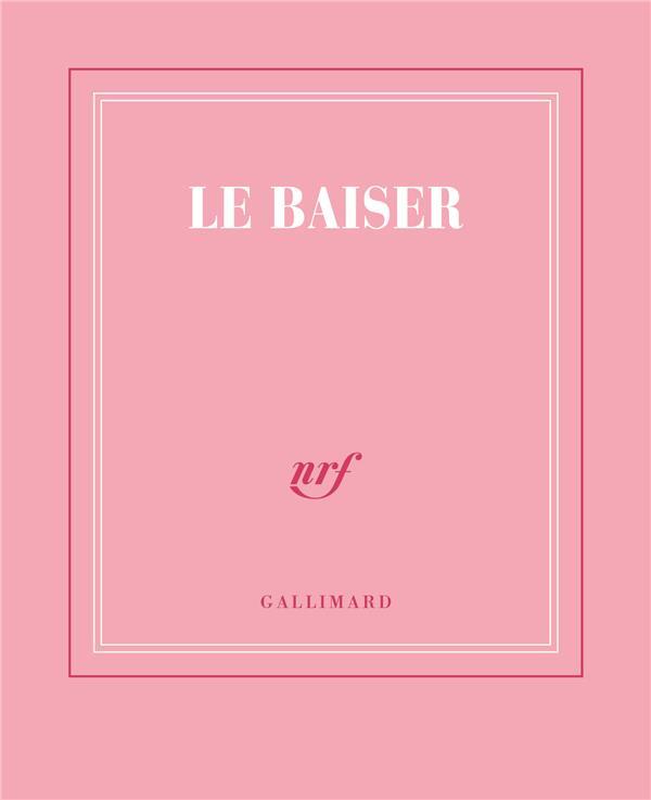 CARNET POCHE LE BAISER