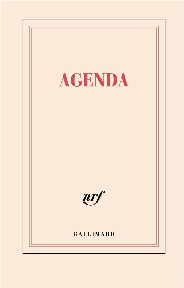 AGENDA LITTERAIRE (EDITION 2022)