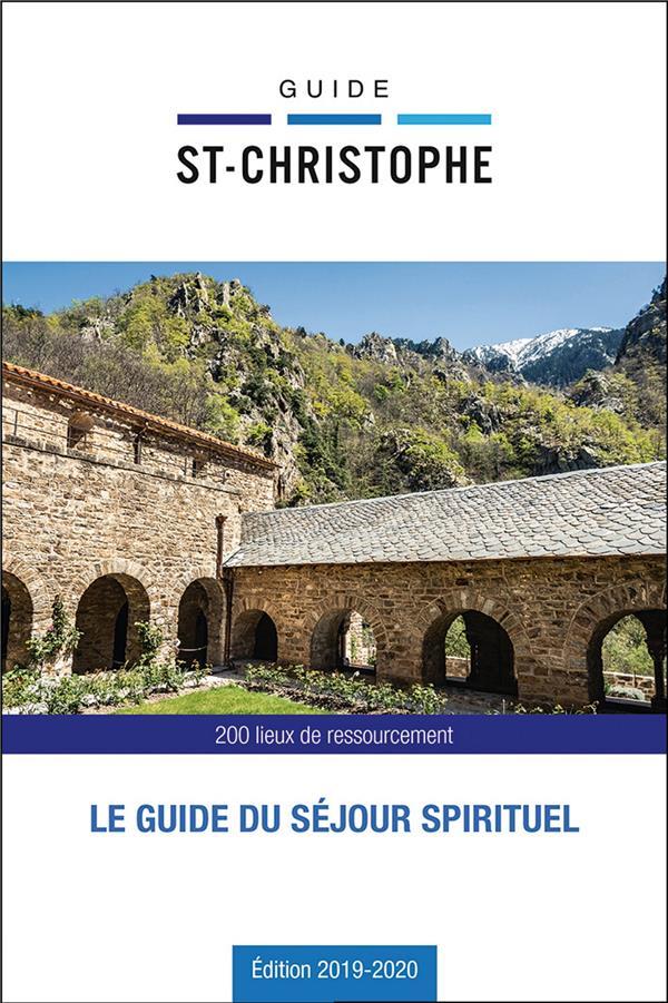 GUIDE SAINT-CHRISTOPHE (EDITION 2019)