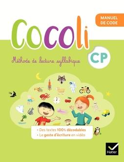 COCOLI  -  LECTURE  -  CP  -  MANUEL DE CODE + MANUEL DE COMPREHENSION (EDITION 2020)