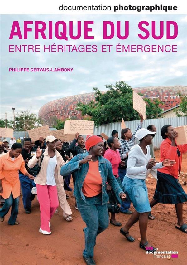 AFRIQUE DU SUD ENTRE HERITAGES ET EMERGENCE - NUMERO 8088 JUILLET-AOUT 2012