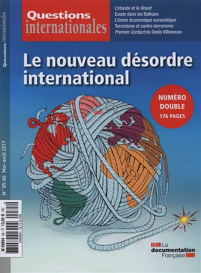 LE NOUVEAU DESORDRE INTERNATIONAL