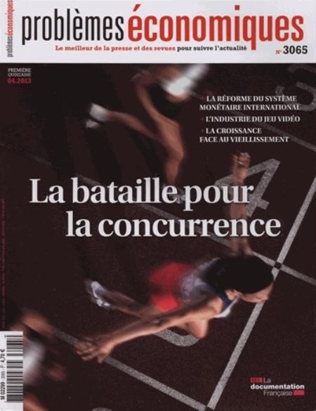 LA BATAILLE POUR LA CONCURRENCE   PE N 3065