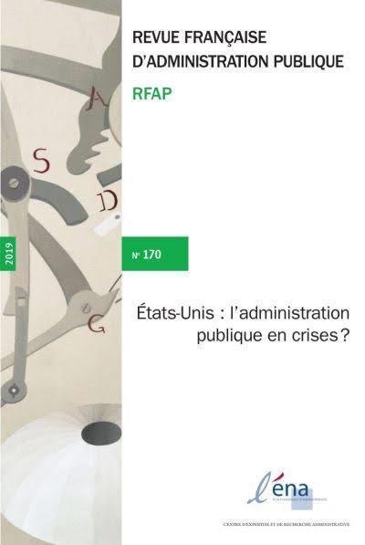 ETATS-UNIS : L'ADMINISTRATION PUBLIQUE EN CRISE ?