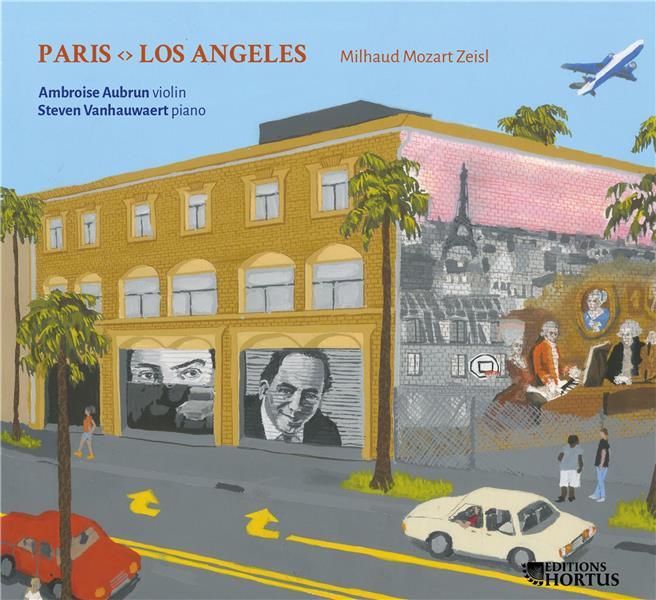 PARIS <> LOS ANGELES
