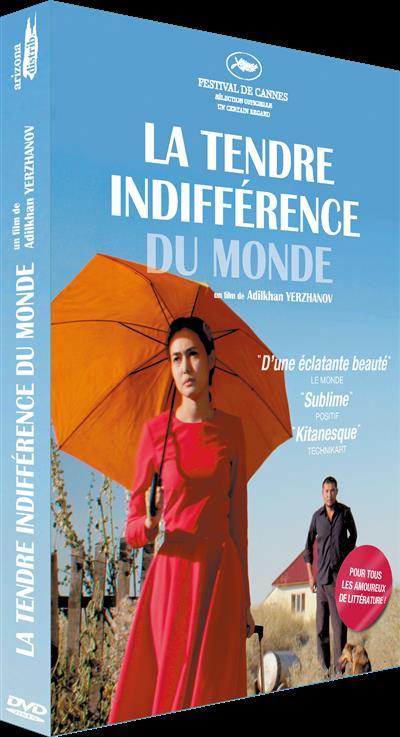 LA TENDRE INDIFFERENCE DU MONDE - DVD