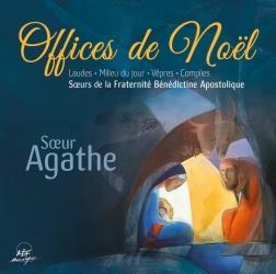 OFFICES DE NOEL  -  LAUDES, MILIEU DU JOUR, VEPRES, COMPLIES
