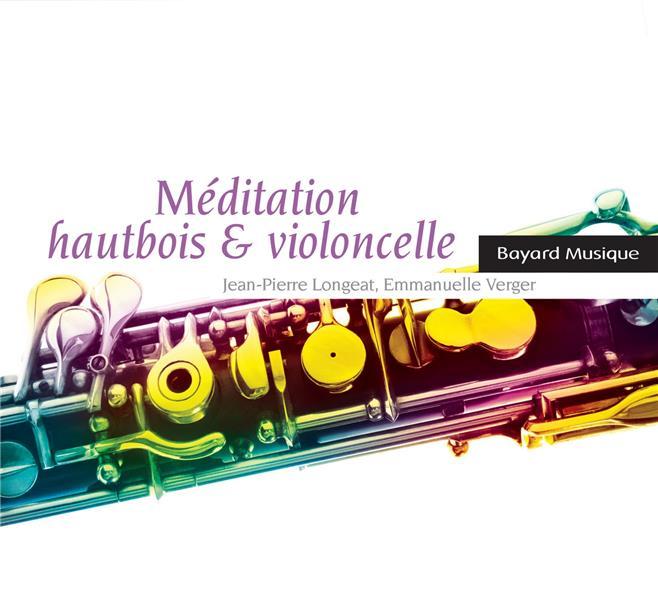 MEDITATION HAUTBOIS ET VIOLONCELLE