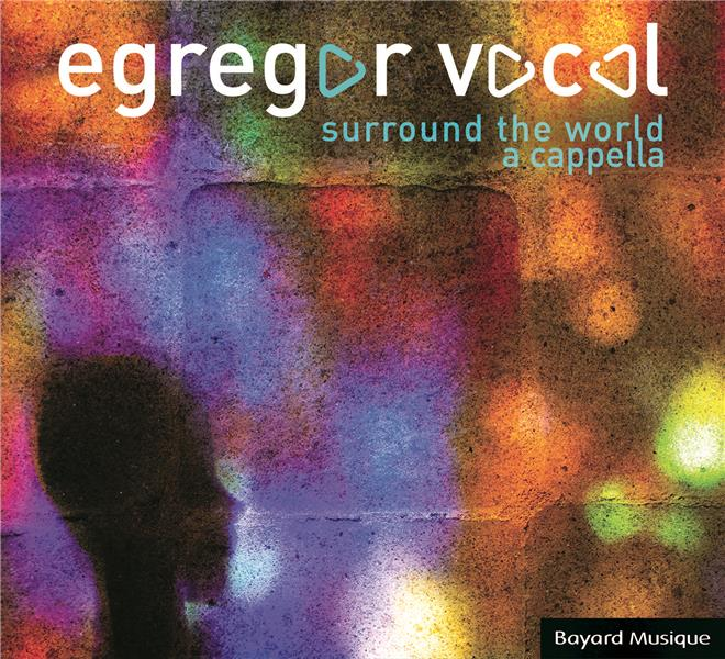 SURROUND THE WORLD A CAPPELLA - AUDIO