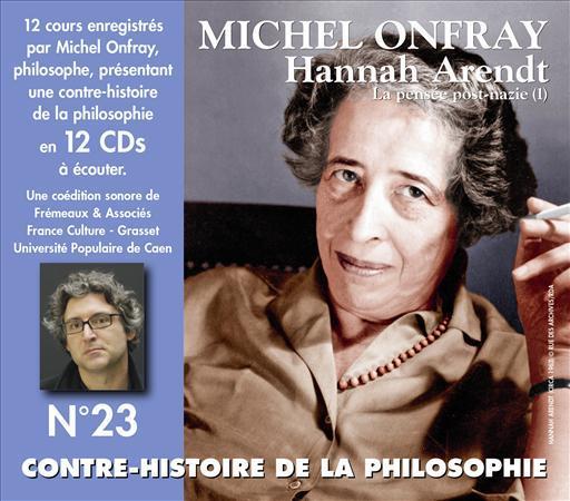 CONTRE-HISTOIRE DE LA PHILOSOP MICHEL ONFRAY FREMEAUX