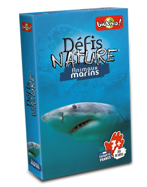 DEFIS NATURE  -  ANIMAUX MARINS COLLECTIF NC