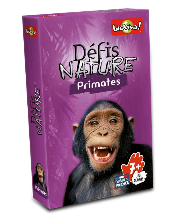 DEFIS NATURE  -  PRIMATES COLLECTIF NC