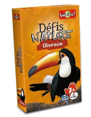 DEFIS NATURE  -  OISEAUX COLLECTIF NC