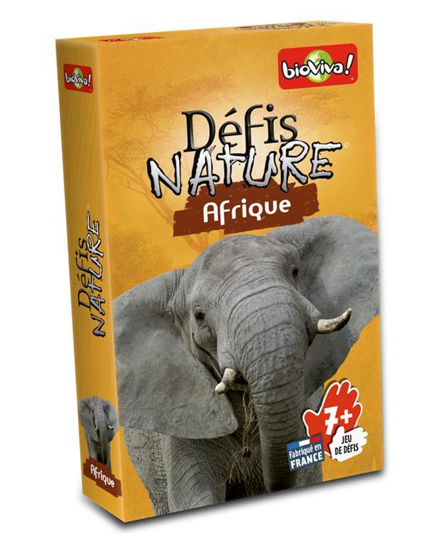 DEFIS NATURE  -  AFRIQUE COLLECTIF NC