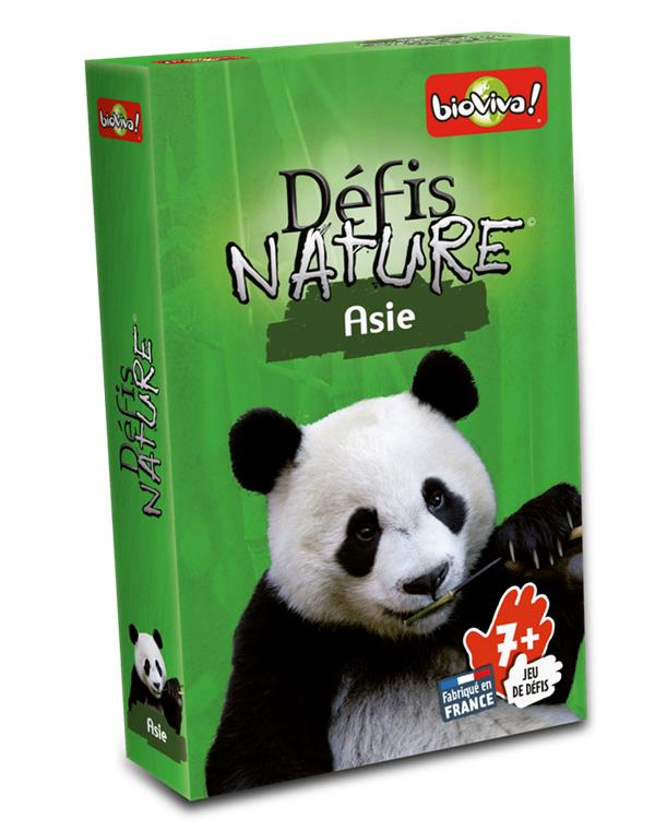 DEFIS NATURE  -  ASIE COLLECTIF NC