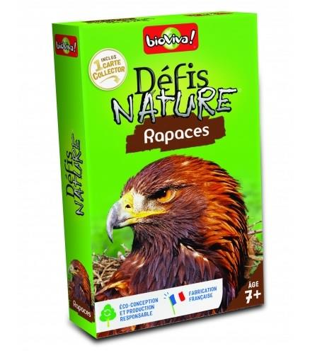 DEFIS NATURE  -  RAPACES BIOVIVA EDITIONS NC