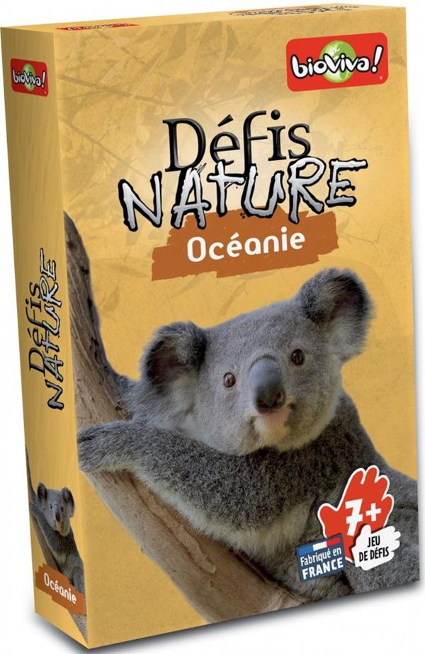 DEFIS NATURE  -  OCEANIE COLLECTIF NC