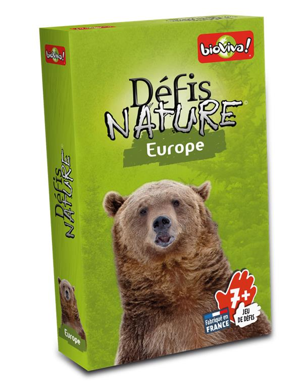 DEFIS NATURE  -  EUROPE COLLECTIF NC