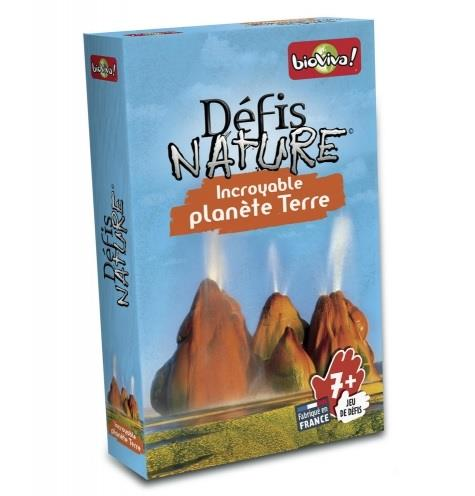 DEFIS NATURE  -  INCROYABLE PLANETE TERRE COLLECTIF NC