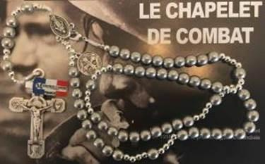 CHAPELET DE COMBAT