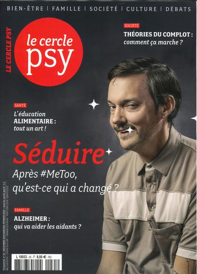 LE CERCLE PSY N 35 SEDUIRE - DECEMBRE 2019 - JANVIER-FEVRIER 2020