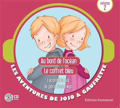 CD JOJO ET GAUFRETTE - VOLUME 2