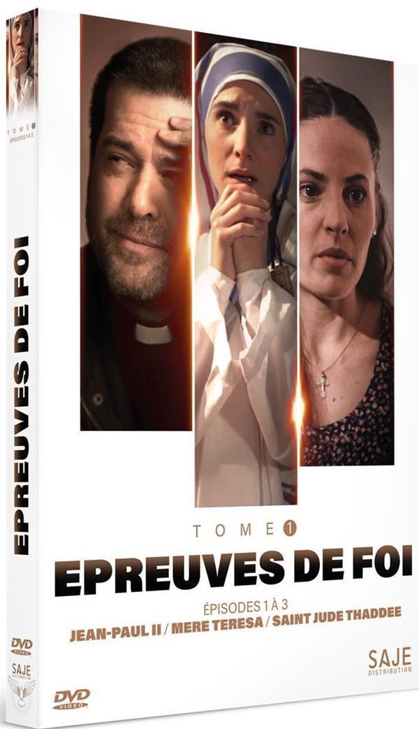 EPREUVES DE FOI T.1  -  EPISODES 1 A 3