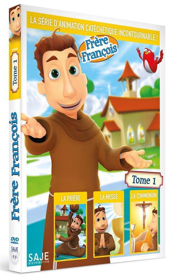 FRERE FRANCOIS T.1  -  LA PRIERE, LA COMMUNION, LE ROSAIRE