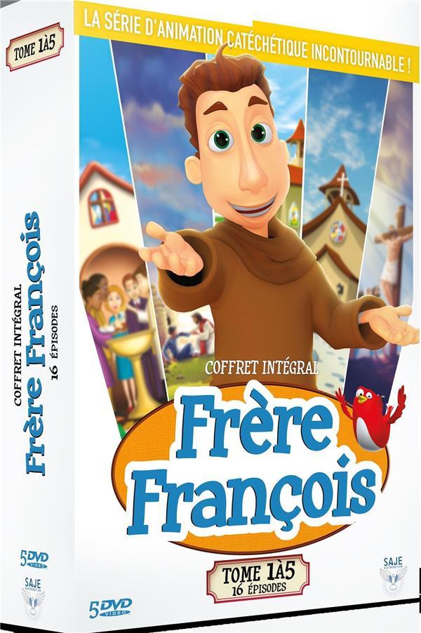 COFFRET 5 DVD FRERE FRANCOIS