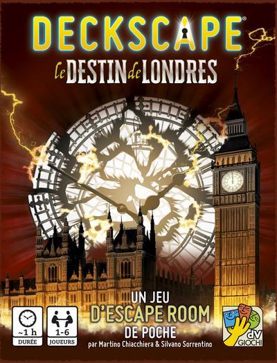 DECKSCAPE  -  LE DESTIN DE LONDRES CHIACCHIERA/BONTEMPI NC