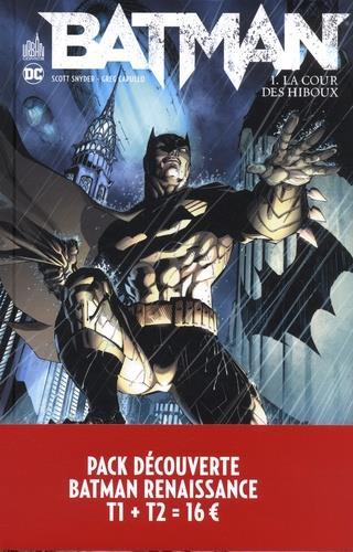 BATMAN T.1  -  LA COUR DES HIBOUX   NC