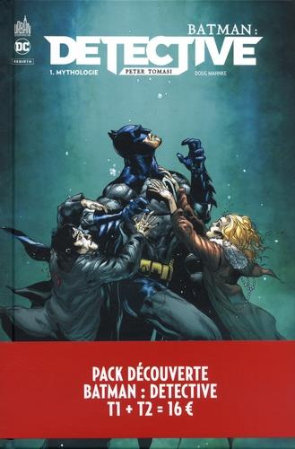 BATMAN - DETECTIVE T.1  -  MYTHOLOGIE   NC