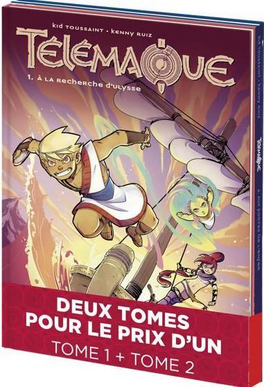 TELEMAQUE T.2  -  AUX PORTES DE L'ENFER XXX NC