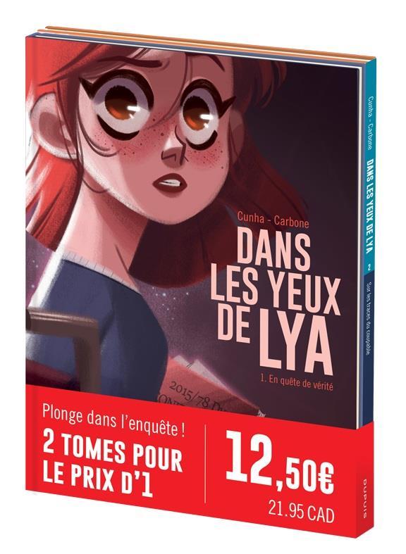 DANS LES YEUX DE LYA T.2 XXX NC