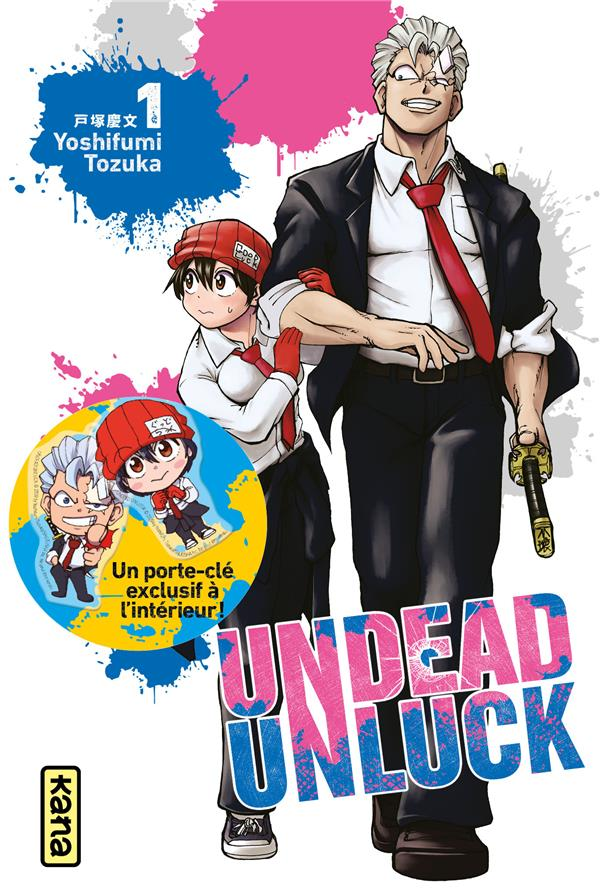 UNDEAD UNLUCK T.1 XXX NC