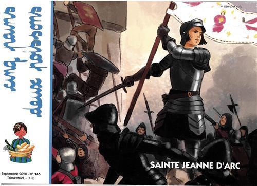 CINQ PAINS DEUX POISSONS N.145  -  SAINTE JEANNE D'ARC