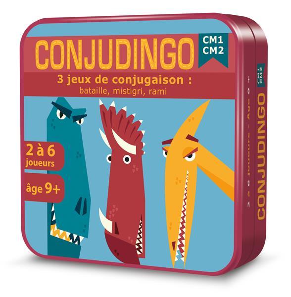 CONJUDINGO  -  CM1-CM2 Lagoda Patingre Claire Aritma