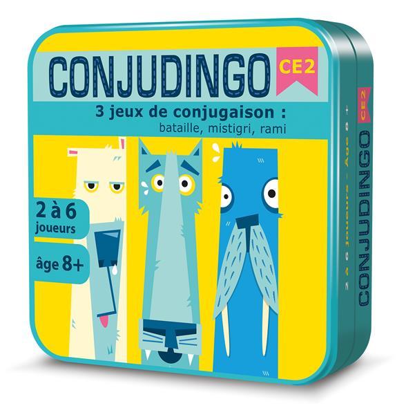 CONJUDINGO  -  CE2 LAGODA PATINGRE NC